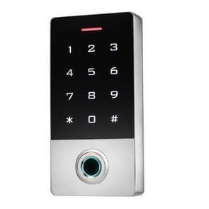 Metalen waterdichte vingerafdruk swipe Password Access Control multifunctionele All-in-One Machine