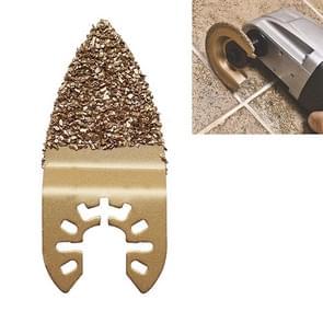 Multi-Purpose Treasure accessoires elektrisch gereedschap accessoires multifunctionele gereedschaps blad zaagblad Carbide zaagblad  stijl: vinger