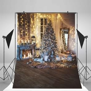 Verjaardagsfeestje spel opknoping doek kerstboom achtergrond doek Fotografie Studio rekwisieten  grootte: 80cm x 120cm