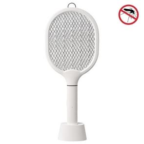 Huishouden Draagbare Indoor Mosquito aantrekken LED Opladen Mosquito Killing Lamp (Wit)