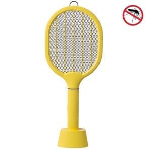 Huishouden Draagbare Indoor Mosquito aantrekken LED Opladen Mosquito Killing Lamp (Geel)