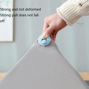 2 Sets Naaldvrije quilthouder bladhouder  kleur: lichtblauw  style:12 Packs (OPP Bag)