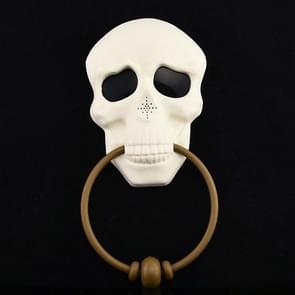 Halloween Deurbel Gloeiend klinkende Horror Rekwisieten Deur Opknoping Skull Decoratie