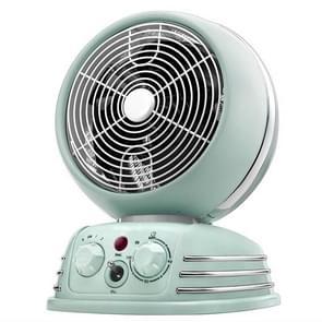Office en Home Desktop Heaters kleine kachels snelle elektrische kachels warm en koud dual purpose  CN Plug (Aurora Green)