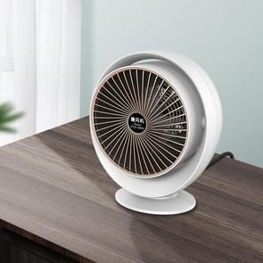 Home Desktop Heaters Office Electric Heaters Small Heaters  CN Plug (Ronde Sneeuwberg Wit)