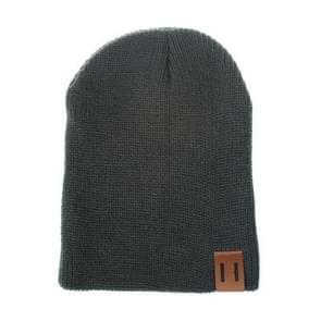 Winter hoed baby zachte warme muts Cap (groen)