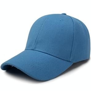 Outdoor Sun Hat wild ademend Hat voorjaar zomer Baseballpet casual sport GLB (hemelsblauw)