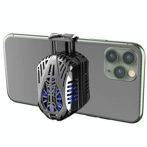 Raptor Quick Cool Versie Phone Radiator Portable Semiconductor Cooler (Zwart)