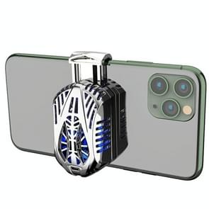 Raptor Quick Cool Versie Telefoon Radiator Portable Semiconductor Cooler (Zilver)