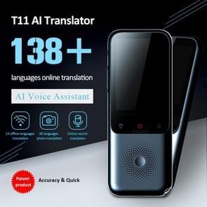 T11 Intelligente Voice Translator WIFI Kunstmatige Intelligentie Taalvertaling