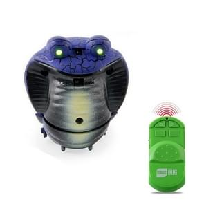 7702 Infrarood Afstandsbediening Simulatie Cobra Tricky Speelgoed (Paars)