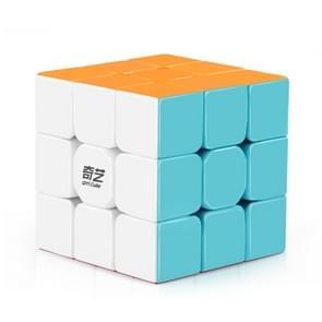 Derde-orde heldere en soepele Rubik kubus kinderen educatief speelgoed
