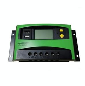20A 12V/24V AUTO PWM Solar Charge Controller USB Output Zonne-controller