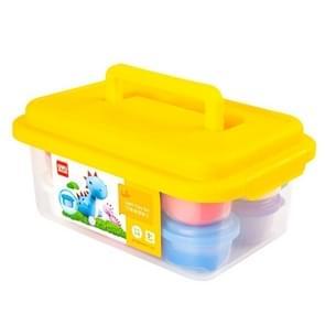 Deli Super Light Clay Tool Set Kinderen Speelgoed Modder Lichte Klei  Specificatie: 12 Kleuren