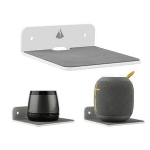 Bluetooth Speaker Wall Storage Bracket Bedside Speaker Phone Charging Bracket (Wit)
