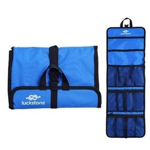 LUCKSTONE Outdoor Klimmen Rope Hook Opslag Zak Klimmen Apparatuur organiseren tas tool bag (Sky Blue)