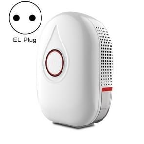 GZ-1901 Halfgeleider Mini Luchtontvochtiger Huishouden Kleine Luchtontvochtiger Slaapkamer Luchtontvochtiger Vochtvreter  Productspecificatie: EU Plug(Charm Red)