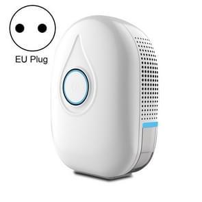 GZ-1901 Halfgeleider Mini Luchtontvochtiger Huishouden Kleine Luchtontvochtiger Slaapkamer Luchtontvochtiger Vochtvreter  Productspecificatie: EU Plug(Fresh Blue)