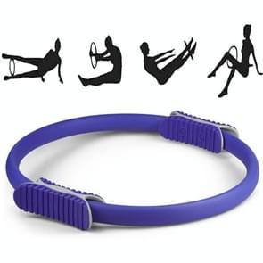 Yoga Pilates Ring Yoga Body Fitness Magic Circle  Binnendiameter: 32cm( Paars)