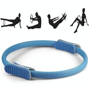 Yoga Pilates Ring Yoga Body Fitness Magic Circle  Binnendiameter: 32cm (Blauw)