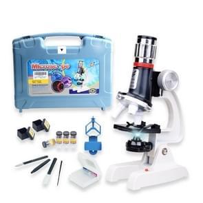 2171 Kind STEM Wetenschap en Onderwijs Puzzel 1200 Ballic Biomedi Speelgoed Student Experimentele Apparatuur (Legering microscoop)
