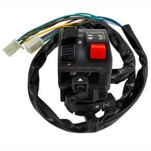 Motorfiets gemodificeerde multifunctionele stuurschakelaar voor ATV 200 / 250