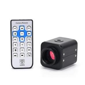 16 miljoen pixel high-definition elektronische oculair camera industriële elektronische microscoop  EU plug (zwart)