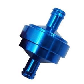 2 STUKS Motorfiets Gemodificeerd Stuk CNC Aluminium Legering Benzine Filter Benzine Cup Olie Pot Filter (Blauw)