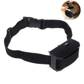 Pet Bark Stopper Automatische Hond Trainer Elektrische Schok Kraag (Zwart)