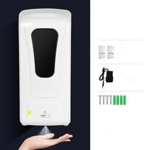 1000ML Automatische inductiezeepdispenser contactloos anti-viruszeepdispenser(sproeitype)