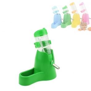 125ml Hamster Speciale Plastic Drinken Fontein Pet Suppliests (Groen)