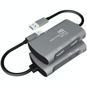 Z30 HDM Female + Mic naar HDM Female + Audio + USB 2.0 Video Capture Box