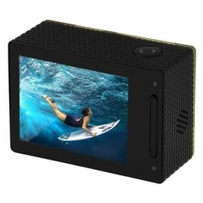 PULUZ U6000 Full HD 1080P 2.0 inch LCD scherm WiFi waterdicht Multi-functioneel Sport Action Camcorder, Novatek NT96650 Chipset, 175 graden groothoeklens (Camouflage)