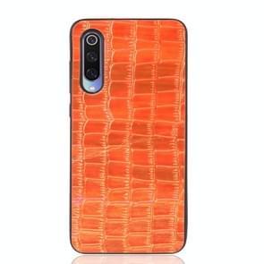 Magische kleur PU + TPU beschermende case voor Xiaomi mi 9 (bruin)