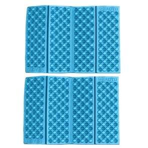 2 PCS Portable Folding Mobile Cellular Massage Cushion Outdoors Damp Proof Picnic Seat Mats EVA Pad