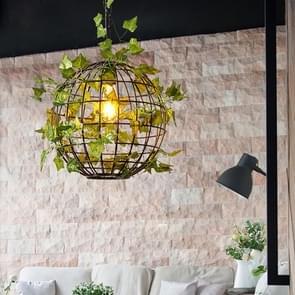 YWXLight metaal Plant hangende Lamp hanger licht met E27 lamp
