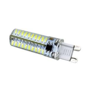 YWXLight G9 5W 80LEDs SMD 4014 energiebesparende LED siliconen Lamp (koud wit)