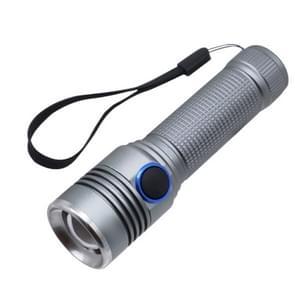 YWXLight 1000LM LED zaklamp USB oplaadbare focus zaklamp licht