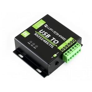 Waveshare USB naar RS232 / RS485 / TTL industriële geïsoleerd Converter