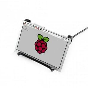 Waveshare 5 0 inch 800x480 IPS display voor framboos Pi  DPI interface  no touch
