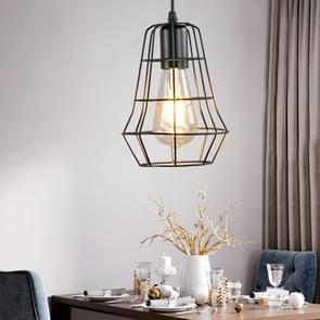 YWXLight Iron Art Milimalist metalen vogelkooi frame plafondlamp hanglamp voor Restaurant Bar Cafe huis Bistro gangpad Hall