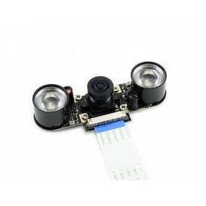 Wave share IMX219-160IR 8MP 160 graden FOV infrarood camera  toepasbaar voor Jetson nano