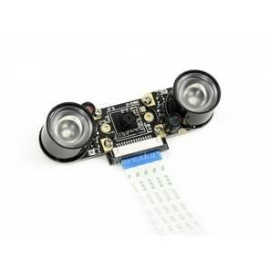 Wave share IMX219-77IR 8MP 77 graden FOV infrarood camera  toepasbaar voor Jetson nano
