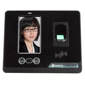 G505 4 3 inch Kleur TFT Touch Screen Face Vingerafdruk WiFi Remote Time Attendance Machine