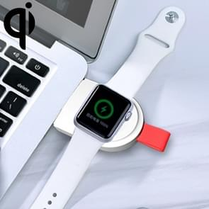 A3 Universal Portable Qi Standard Magnetic Wireless Charger for Apple Watch Series 4 & 3 & 2 & 1
