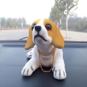 Hond Doll auto ornamenten