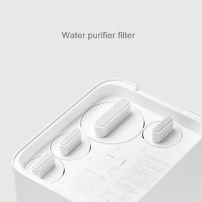 Originele Xiaomi vervanging voorste actieve koolstof Water filterelement voor Xiaomi Mi Water Purifier drinkwater Filter (S-CA-3111)