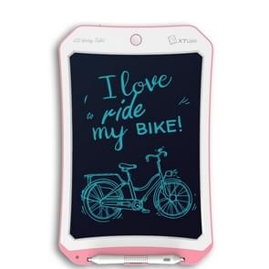 WP9316 10 inch LCD Monochrome Screen Writing Tablet Handwriting Drawing Sketching Graffiti Scribble Doodle Board or Home Office Writing Drawing (Pink)