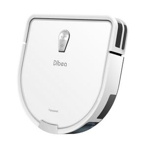 Dibea GT200 Smart Household Ultra-thin automatic Scrubbing Vacuum Cleaner Sweeping Robot, EU Plug