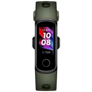Originele Huawei Honor Band 5i 0 96 inch Kleurenscherm Smart Sport Polsband  standaardversie  ondersteuning hartslagmeter / informatieherinnering / slaapmonitor(Olijfgroen)
